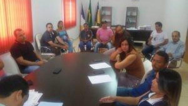 PREFEITURA MUNICIPAL DE TALISMÃ CRIA GABINETE DE CRISE PARA ENFRENTAR A COVID-19 (CORONAVÍRUS)