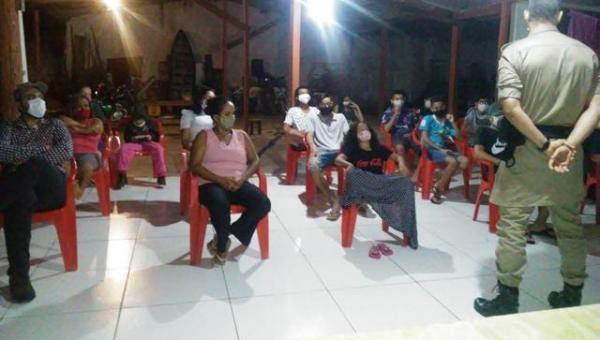 Projeto Defesa Civil Mirim retoma gradativamente suas atividades