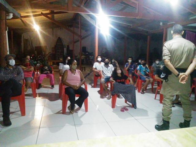 PROJETO DEFESA CIVIL MIRIM RETOMA GRADATIVAMENTE AS SUAS ATIVIDADES