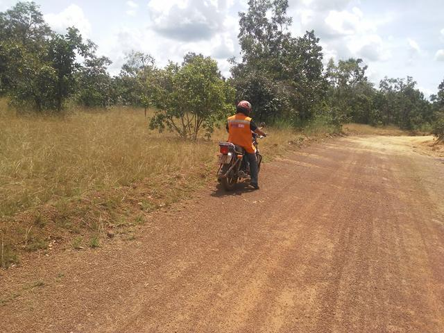Secretarias de Meio Ambiente de Talismã e Alvorada realizam mapeamento das áreas de riscos do Assentamento PA Fortaleza I
