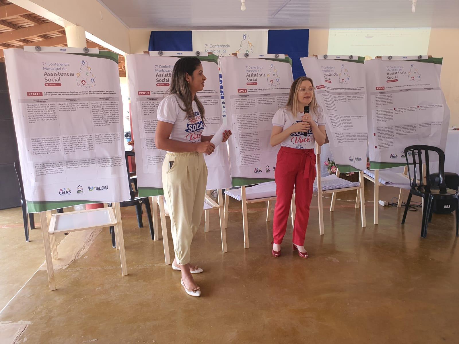 7° Conferência Municipal de Assistência Social